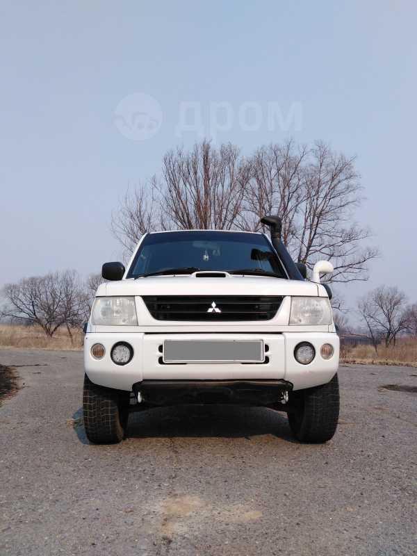 Mitsubishi Pajero Mini, 2001 год, 275 000 руб.