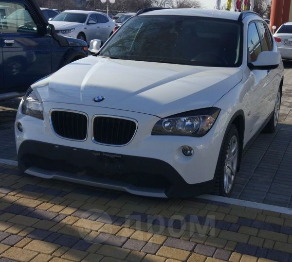 BMW X1, 2012 год, 770 000 руб.
