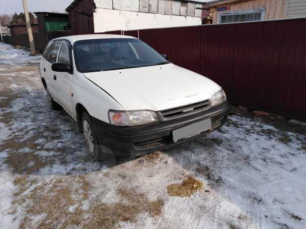 Toyota Caldina, 1993 год, 275 000 руб.