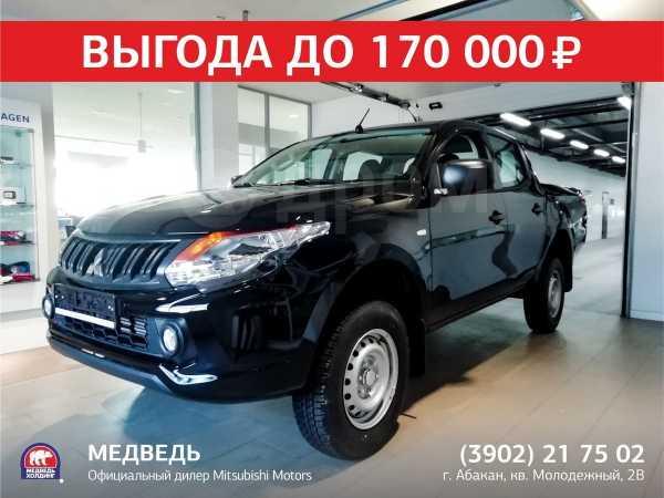 Mitsubishi L200, 2018 год, 1 817 000 руб.