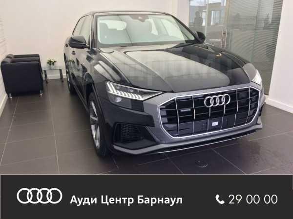 Audi Q8, 2018 год, 6 800 000 руб.