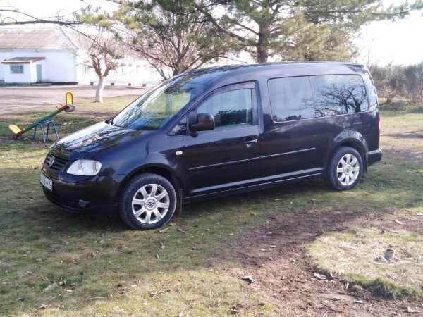 Volkswagen Caddy, 2008 год, 599 000 руб.