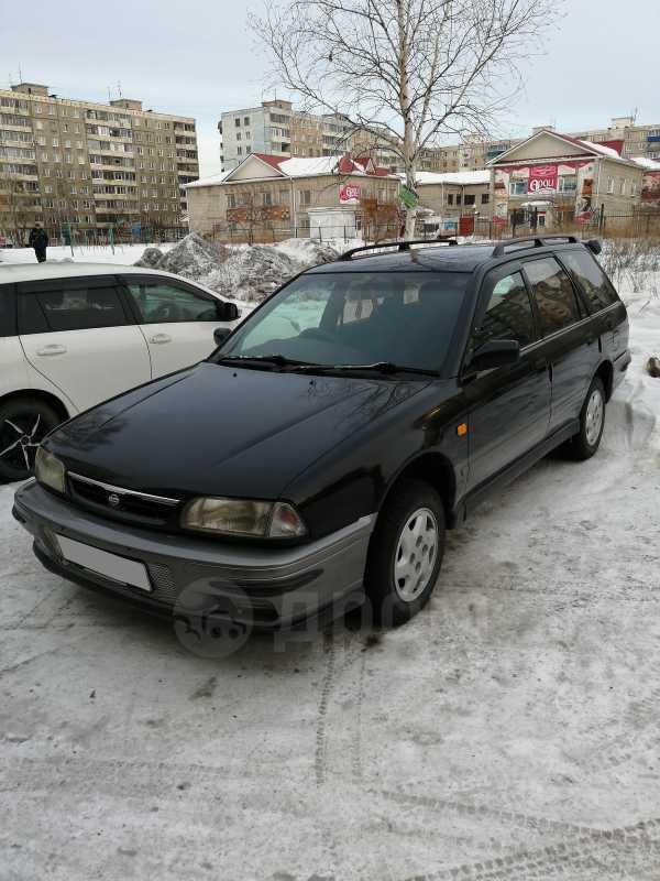 Nissan Avenir Salut, 1996 год, 135 000 руб.