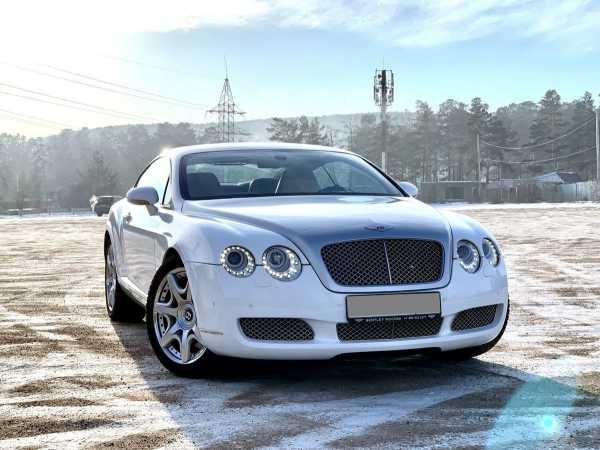 Bentley Continental GT, 2004 год, 1 990 000 руб.