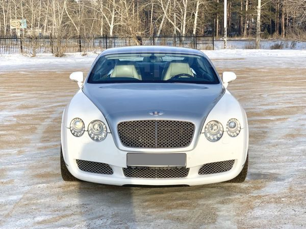 Bentley Continental GT, 2004 год, 1 890 000 руб.