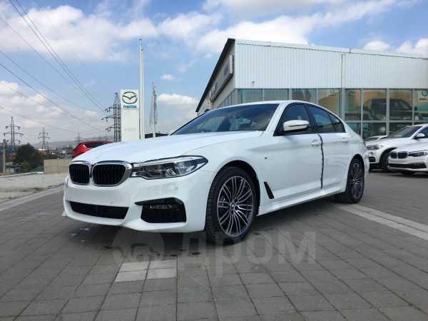 BMW 5-Series, 2018 год, 3 880 000 руб.