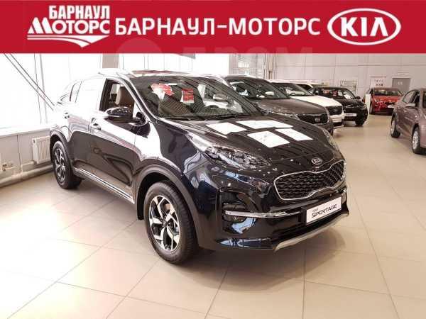 Kia Sportage, 2018 год, 2 035 500 руб.