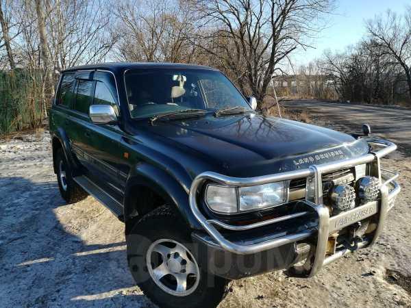 Toyota Land Cruiser, 1993 год, 900 000 руб.
