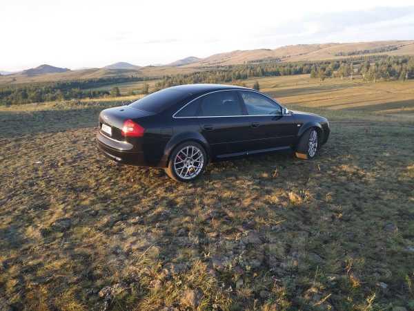 Audi S6, 2000 год, 300 000 руб.