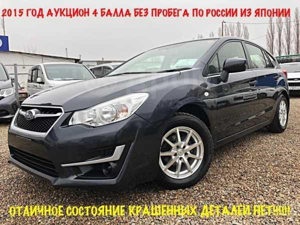 Subaru Impreza, 2015 год, 715 000 руб.