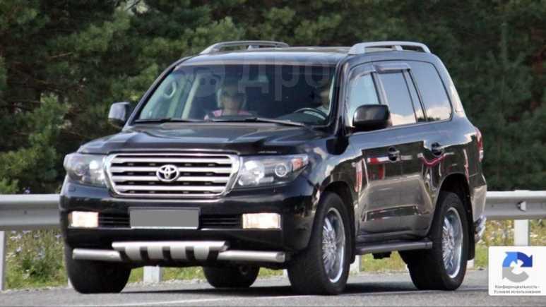 Toyota Land Cruiser, 2011 год, 2 100 000 руб.
