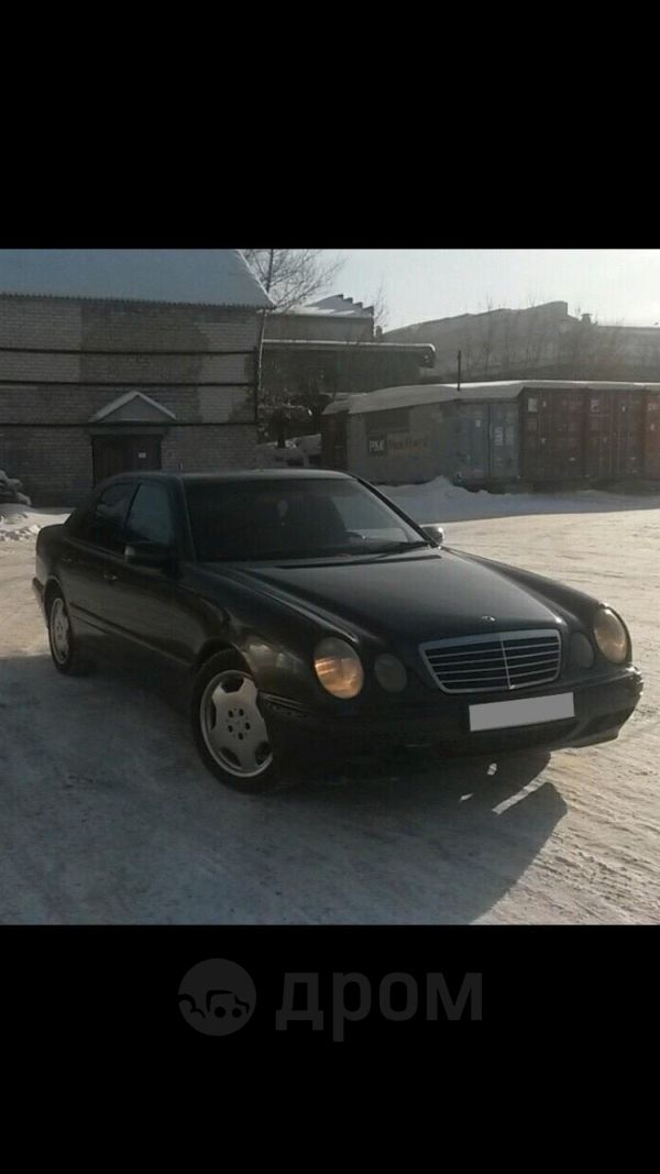 Mercedes-Benz E-Class, 2000 год, 215 000 руб.