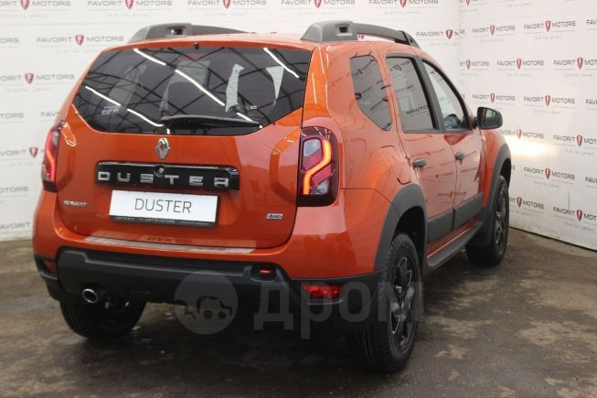 Renault Duster, 2018 год, 1 087 970 руб.