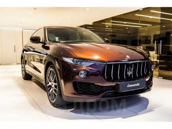 Maserati Levante, 2018 год, 6 689 648 руб.