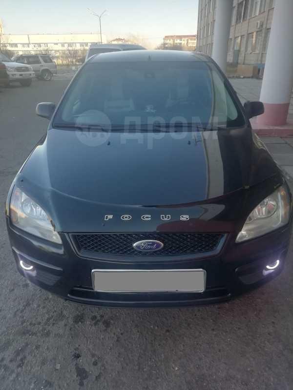 Ford Focus, 2006 год, 348 000 руб.
