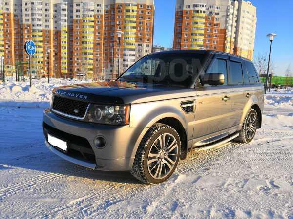 Land Rover Range Rover Sport, 2010 год, 1 370 000 руб.
