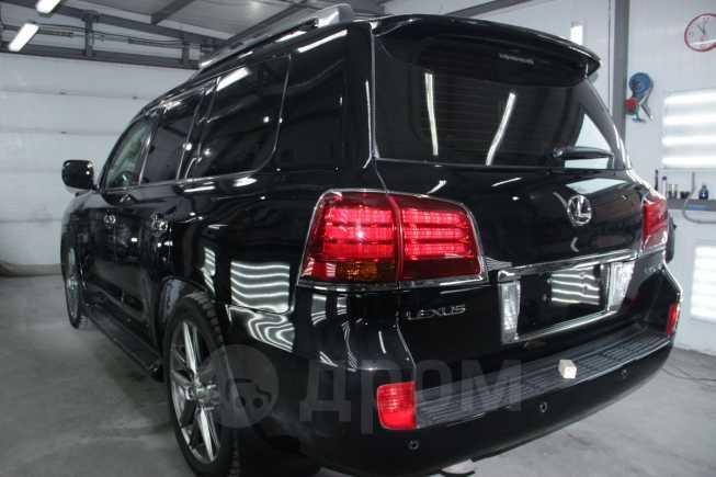 Lexus LX570, 2011 год, 2 390 000 руб.
