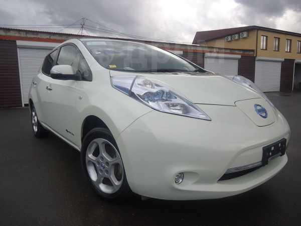 Nissan Leaf, 2012 год, 558 000 руб.