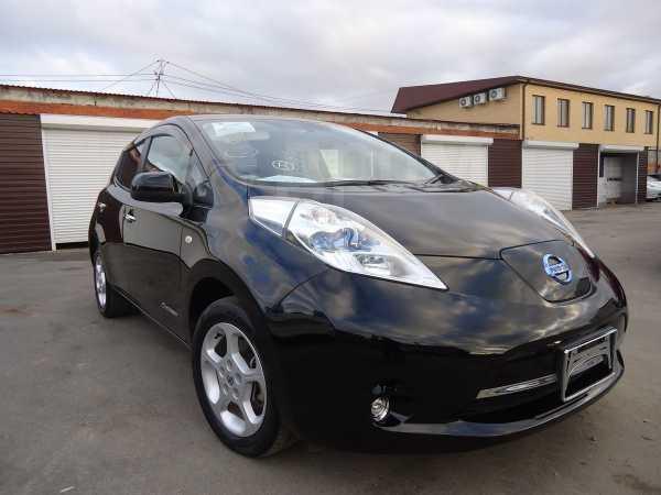 Nissan Leaf, 2011 год, 550 000 руб.