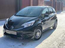 Красноярск Nissan Note 2013