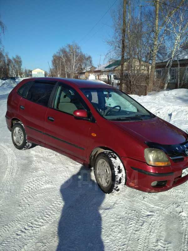 Nissan Tino, 2001 год, 110 000 руб.