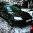 Honda Civic, 1999 год, 180 000 руб.