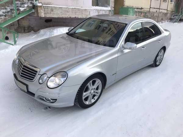Mercedes-Benz E-Class, 2008 год, 760 000 руб.