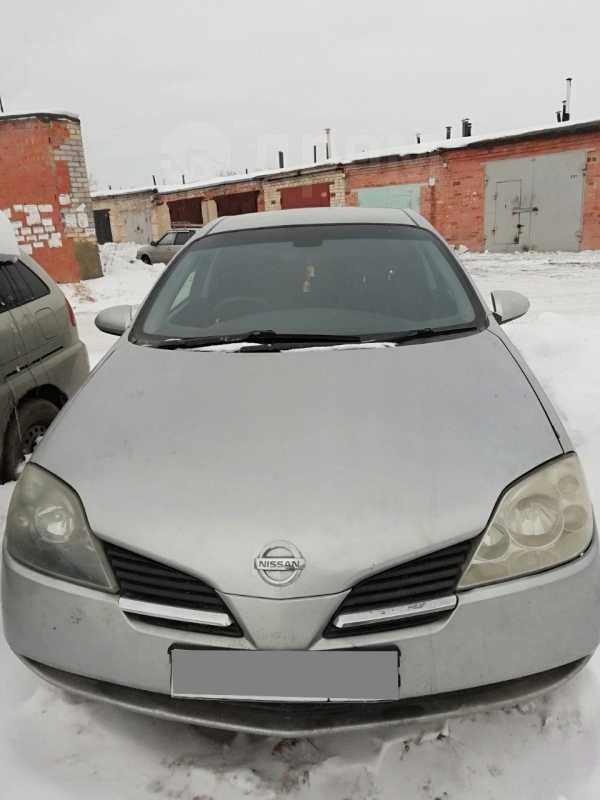 Nissan Primera, 2001 год, 204 000 руб.