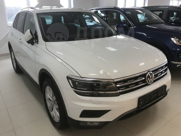 Volkswagen Tiguan, 2019 год, 2 137 300 руб.
