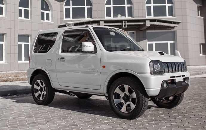 Suzuki Jimny, 2009 год, 450 000 руб.
