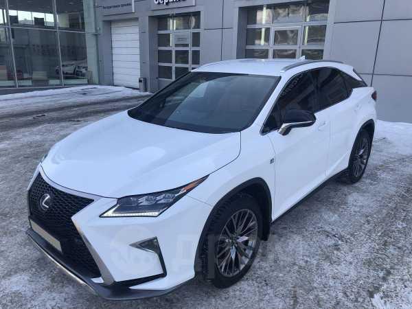 Lexus RX300, 2018 год, 3 480 000 руб.