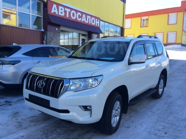 Toyota Land Cruiser Prado, 2018 год, 2 985 000 руб.