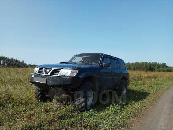 Nissan Patrol, 2001 год, 329 000 руб.