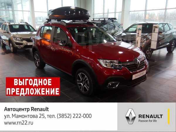Renault Sandero Stepway, 2018 год, 858 980 руб.