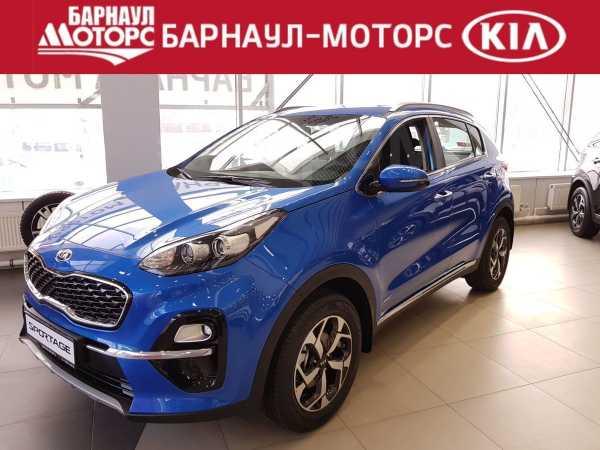 Kia Sportage, 2018 год, 1 839 900 руб.