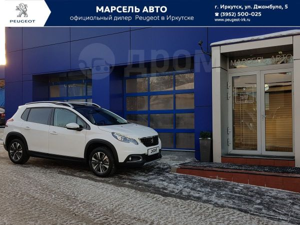 Peugeot 2008, 2018 год, 1 499 000 руб.