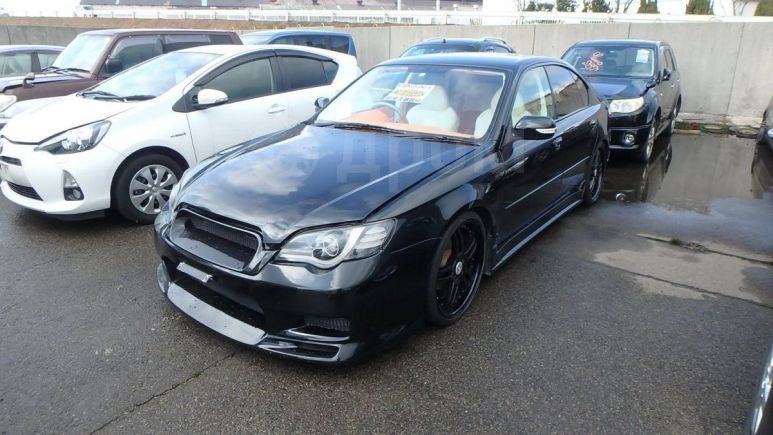 Subaru Legacy B4, 2008 год, 400 000 руб.