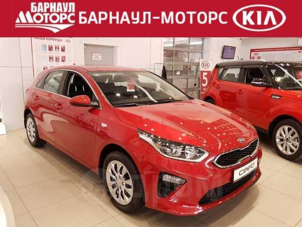 Kia Ceed, 2018 год, 1 196 200 руб.