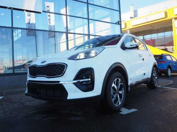 Kia Sportage, 2019 год, 2 274 900 руб.