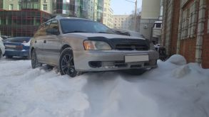 Subaru Legacy, 2002 г., Новосибирск