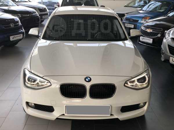 BMW 1-Series, 2012 год, 705 000 руб.