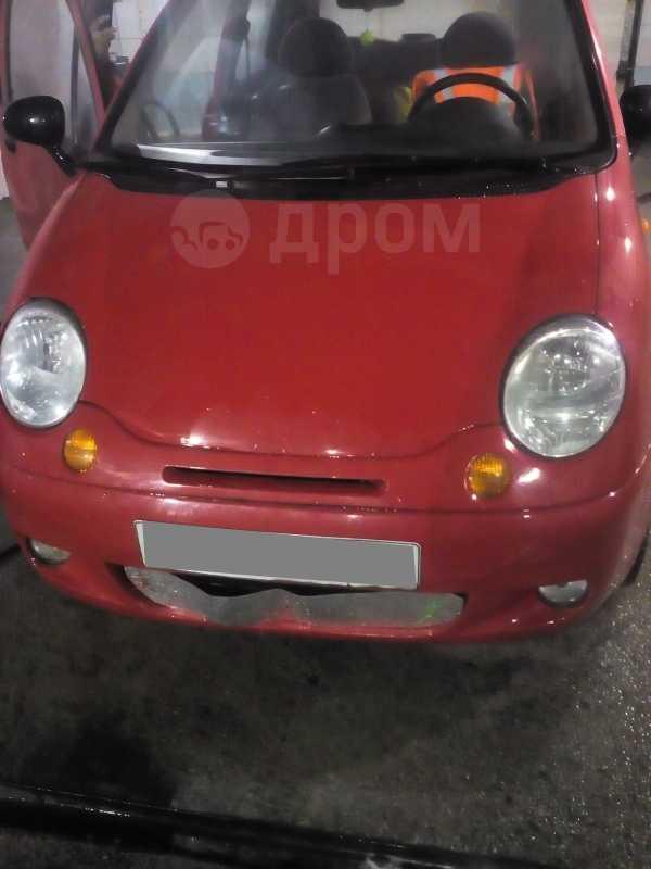 Daewoo Matiz, 2004 год, 110 000 руб.