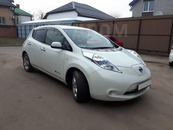 Nissan Leaf, 2012 год, 620 000 руб.