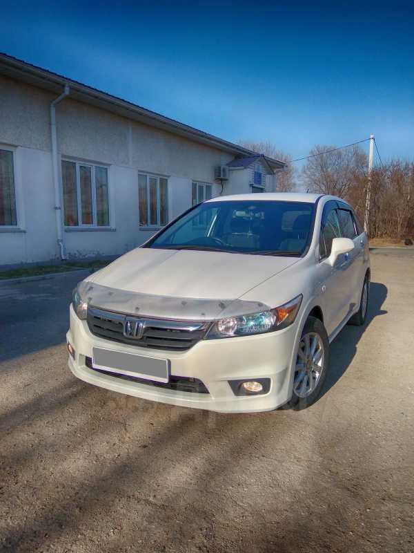 Honda Stream, 2007 год, 525 000 руб.
