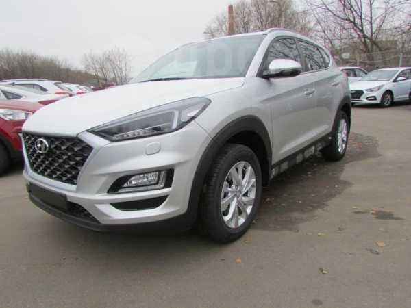 Hyundai Tucson, 2019 год, 1 924 050 руб.
