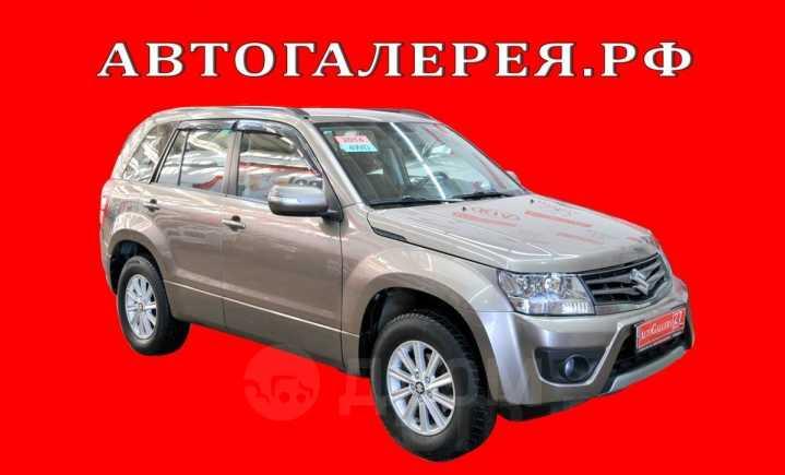Suzuki Grand Vitara, 2014 год, 1 038 000 руб.