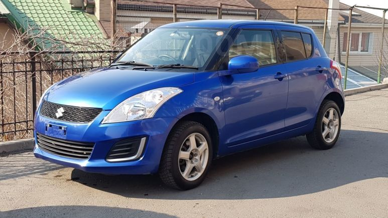 Suzuki Swift, 2014 год, 480 000 руб.