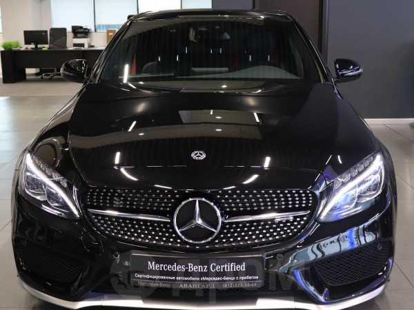 Mercedes-Benz C-Class, 2018 год, 4 743 115 руб.