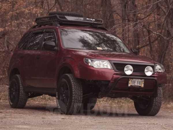 Subaru Forester, 2008 год, 999 999 руб.