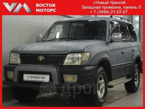 Toyota Land Cruiser Prado, 2002 год, 605 000 руб.